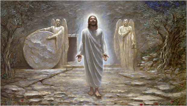 Resurrection de jesus